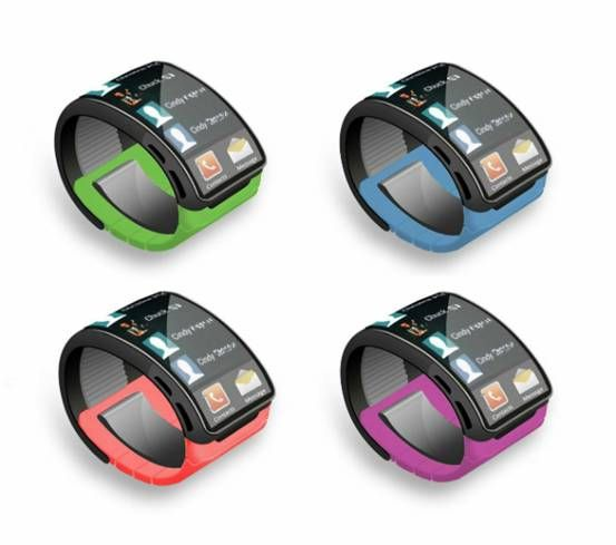 умные часы Gear 2