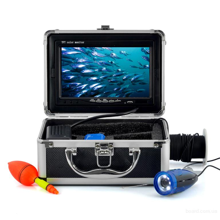 Подводная фотокамера для рыбалки своими руками