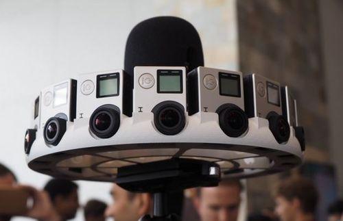 обзор Odyssey GoPro